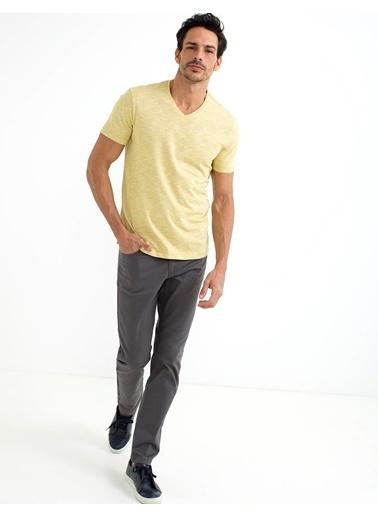 Pierre Cardin Tişört Sarı
